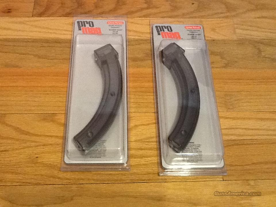 10/22 Ruger 22LR (32) round magazines New by Promag  Non-Guns > Magazines & Clips > Rifle Magazines > 10/22