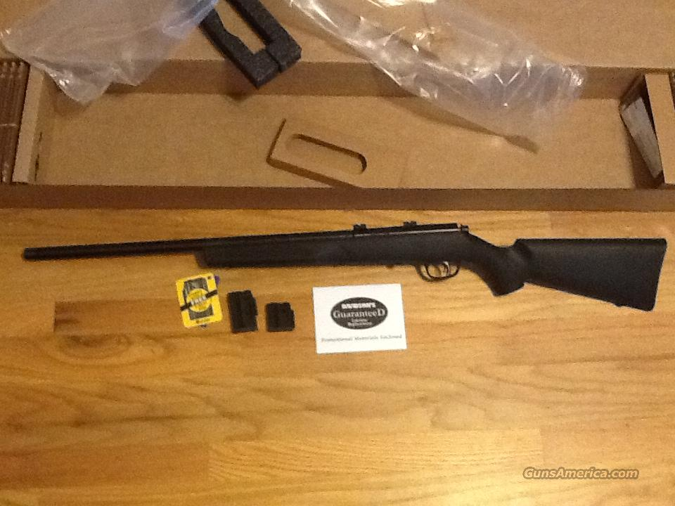 Marlin XT .17HMR Heavy Barrel New in box  Guns > Rifles > Marlin Rifles > Modern > Bolt/Pump