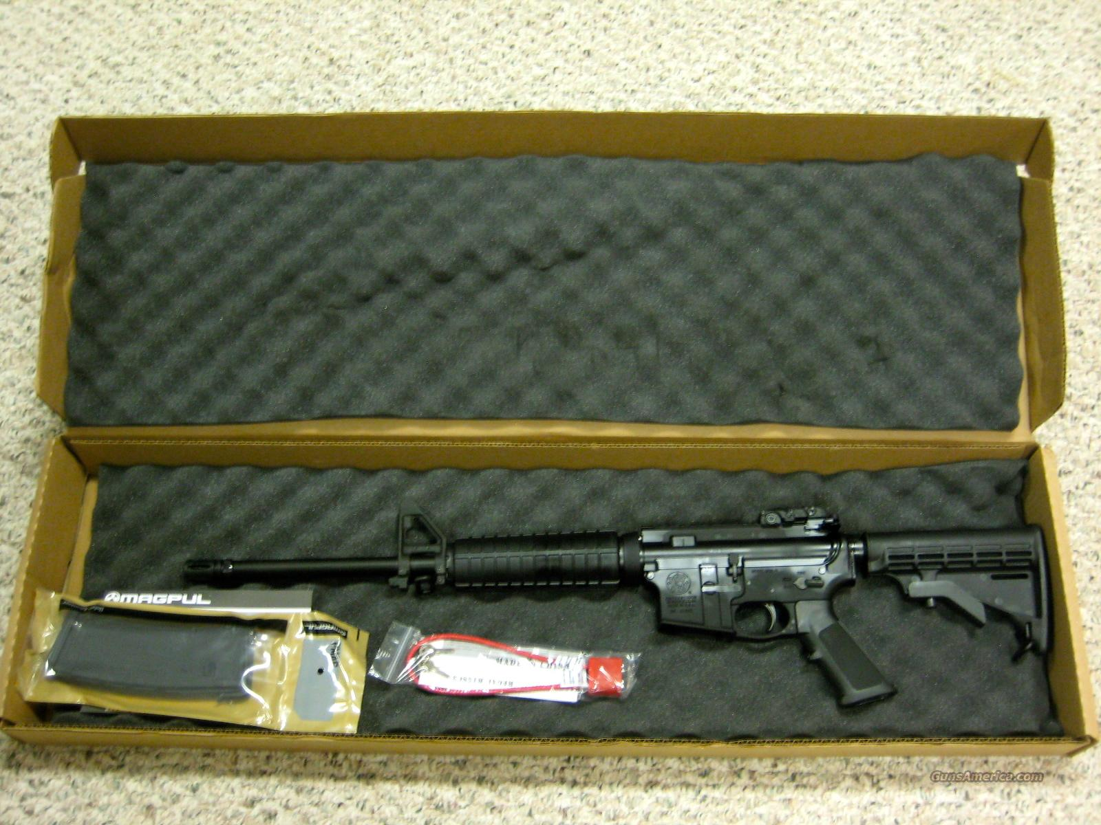 AR-15 MP15 Sport by Smith & Wesson .223 New In Box  Guns > Rifles > Smith & Wesson Rifles > M&P