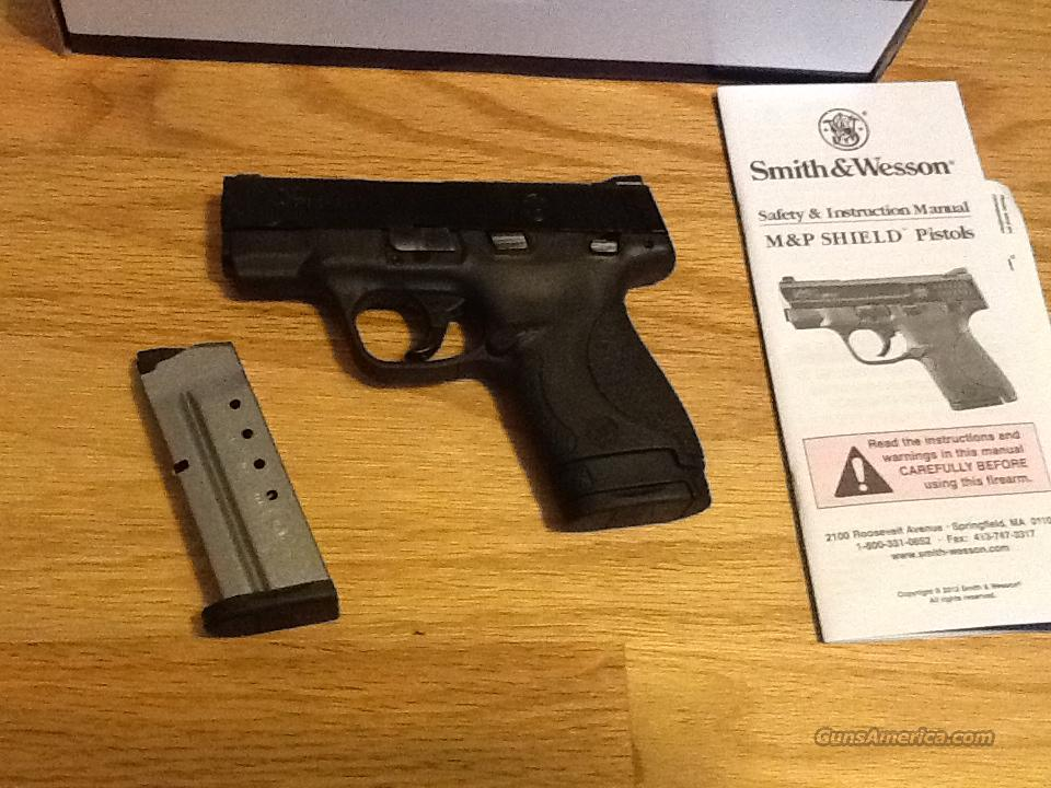S&W M&P Shield Compact in .40 S&W Smith and Wesson New in box  Guns > Pistols > Smith & Wesson Pistols - Autos > Shield