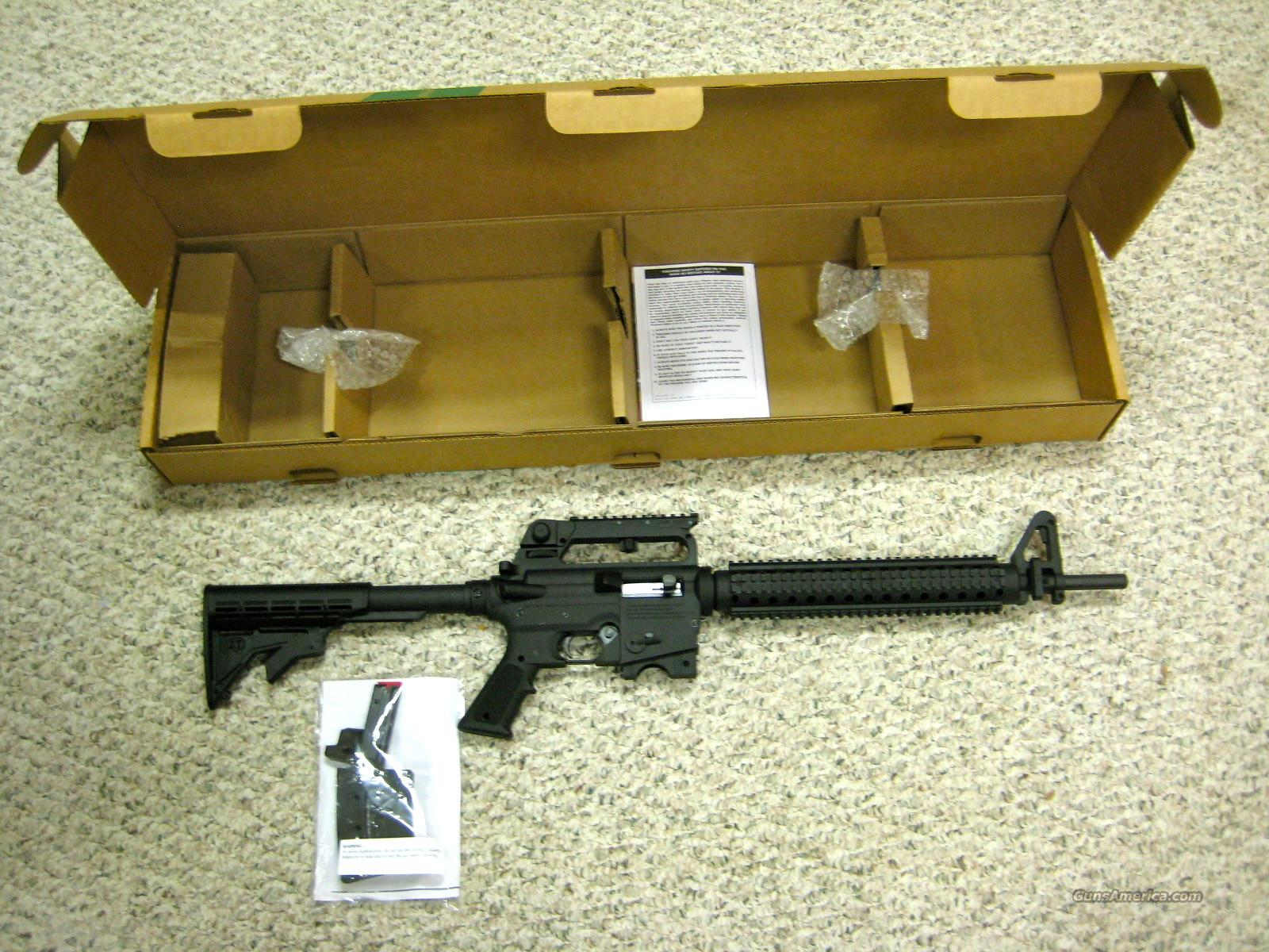 Mossberg  AR-15 Style .22 Long Rifle (Plinkster) New In Box  Guns > Rifles > Mossberg Rifles > Plinkster Series