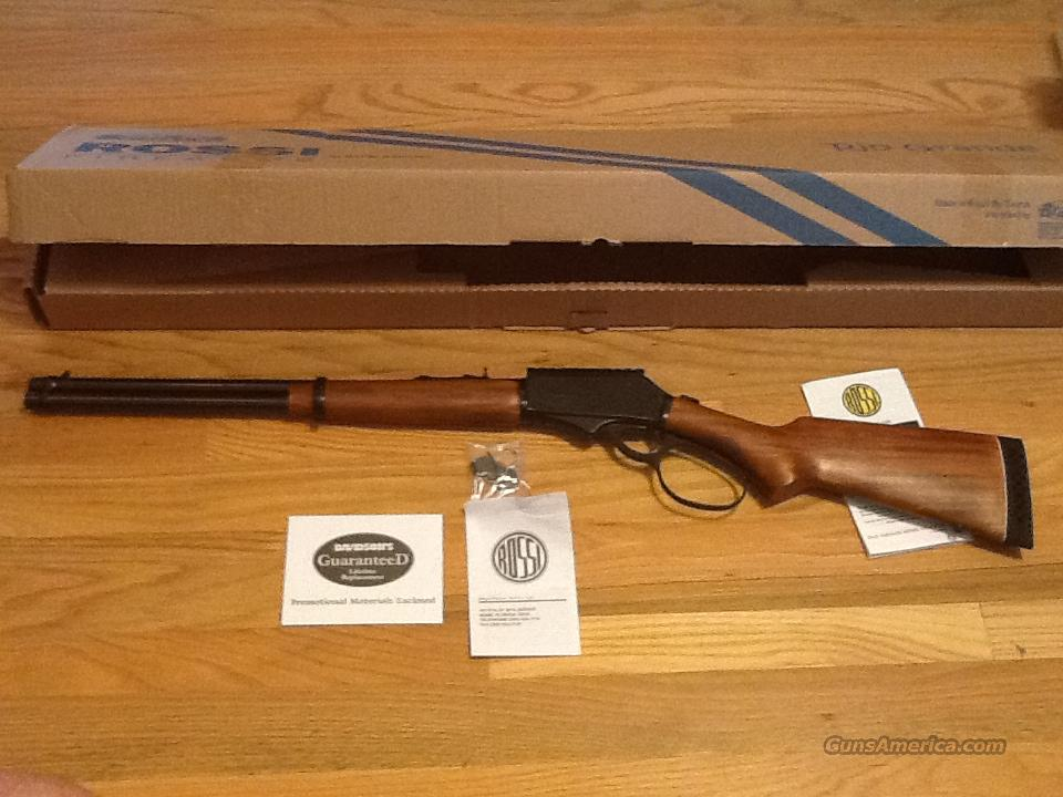 4570 Rio Grande by Rossi/Braztech 45-70 45/70 Government New in Box  Guns > Rifles > Rossi Rifles > Cowboy