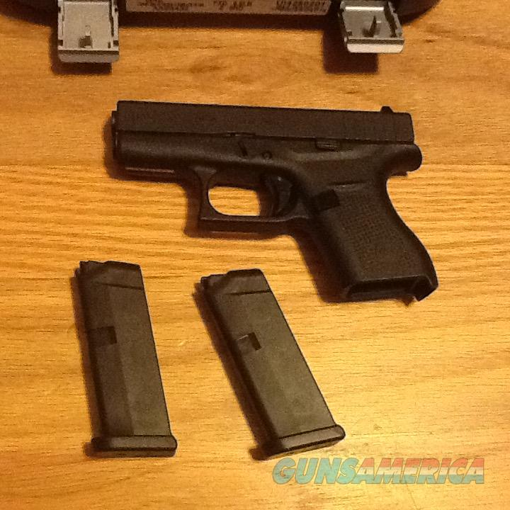 Glock 42 in .380acp G42 New in case  Guns > Pistols > Glock Pistols > 42