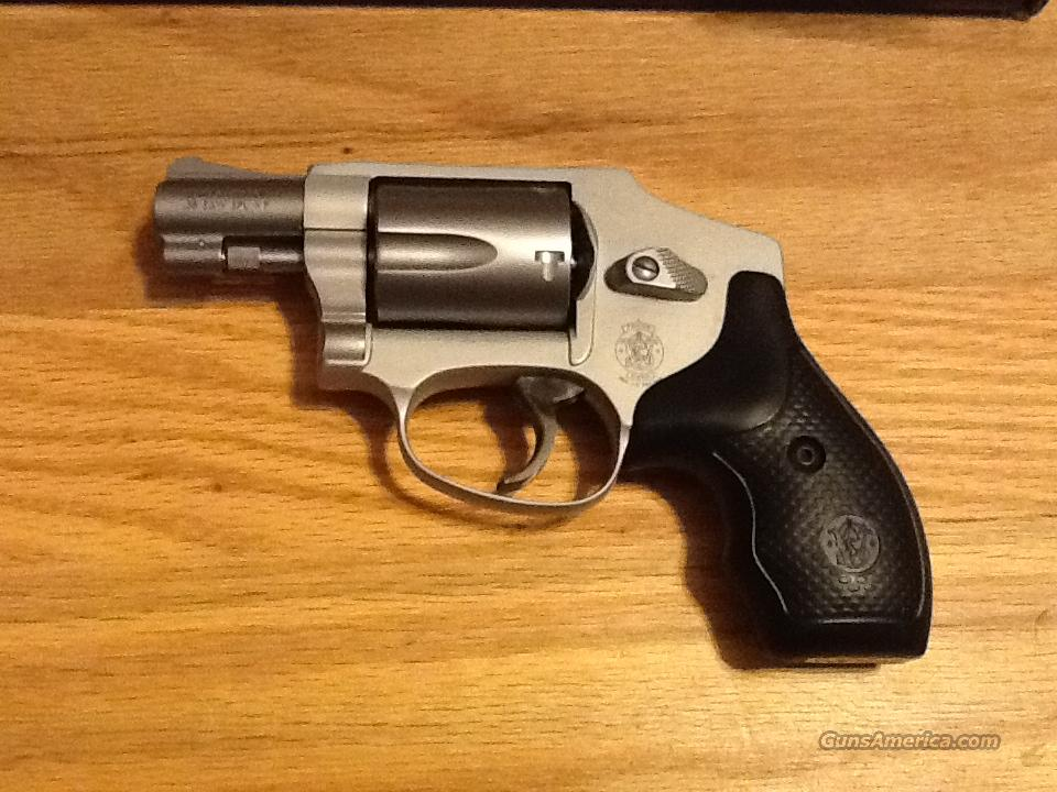 S&W 642 Airweight .38 special+P Revolver New in box  Guns > Pistols > Smith & Wesson Revolvers > Pocket Pistols
