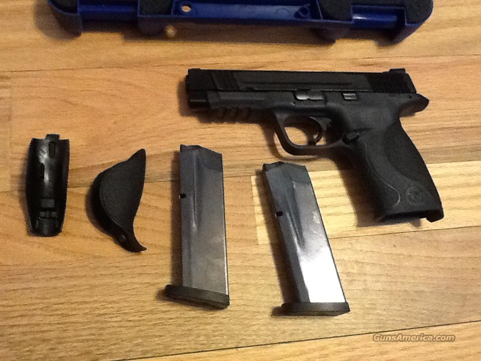 S&W M&P .45acp 2/10+1 rnd mags M&P45 New in case  Guns > Pistols > Smith & Wesson Pistols - Autos > Polymer Frame