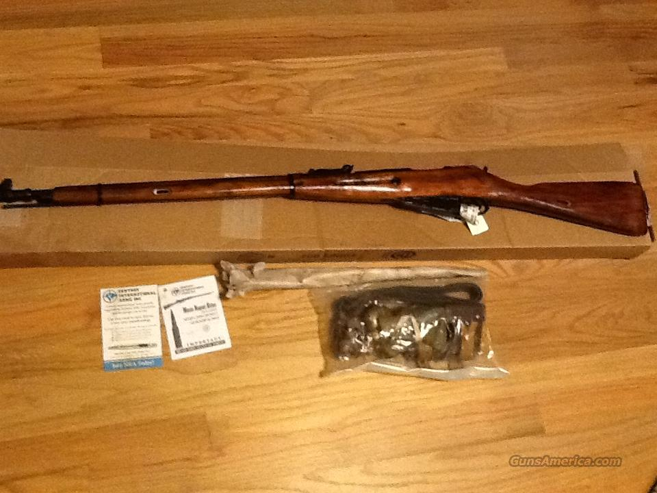 Mosin Nagant M91/30 in 7.62x54R Century excellent grade New in box  Guns > Rifles > Mosin-Nagant Rifles/Carbines