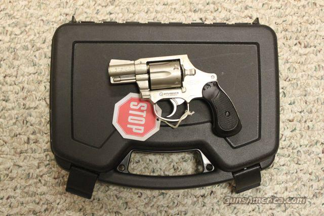 Armscor/Firestorm FSR revolver .38 Special (matte Nickel) New In Box  Guns > Pistols > Firestorm Pistols