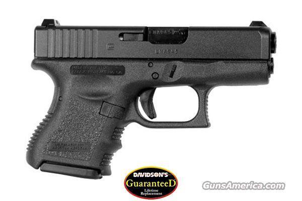 GLOCK 26 9MM 10RD GNS MAG POUCH  Guns > Pistols > Glock Pistols > 26/27