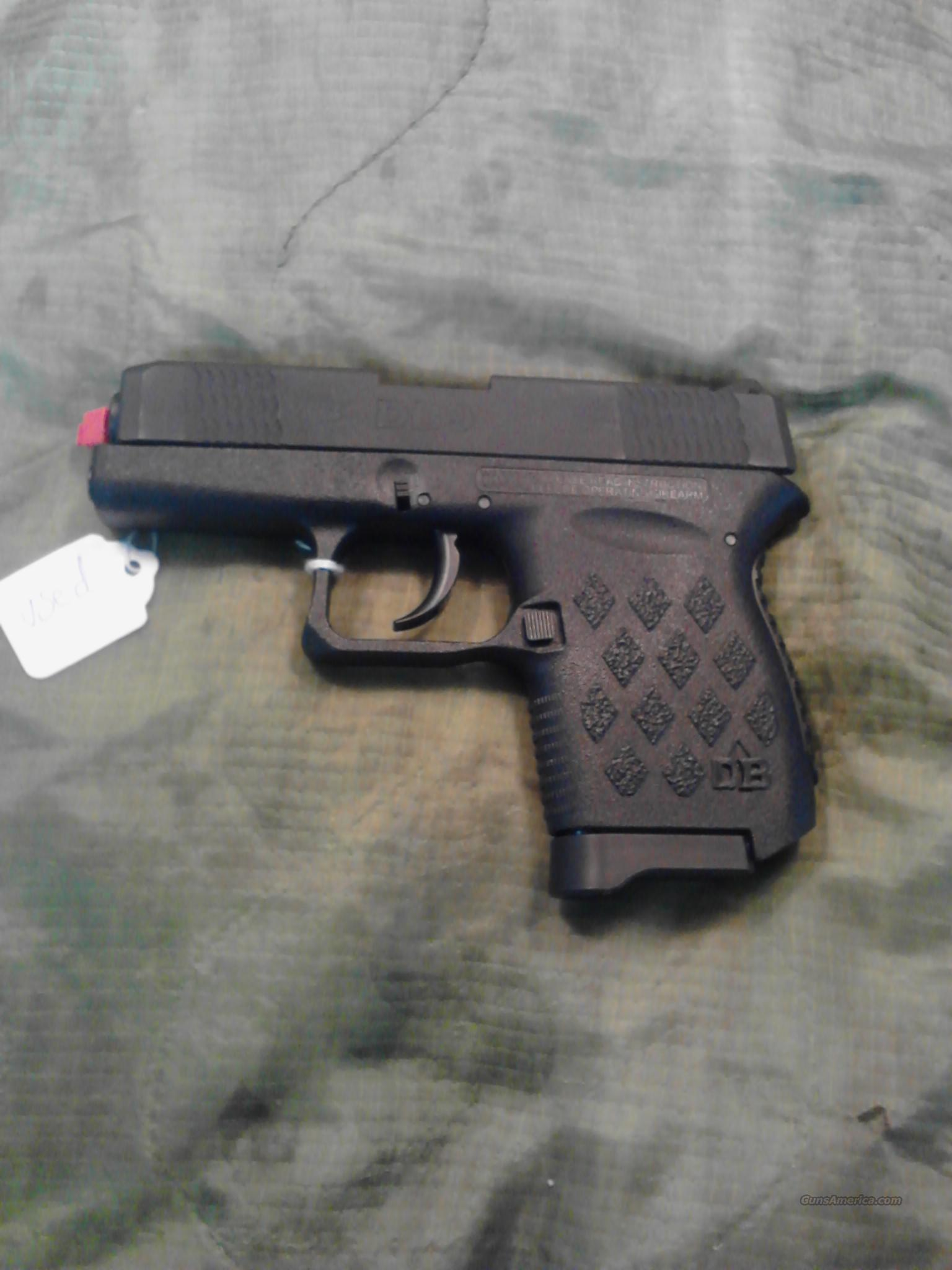 Diamondback DB9 9mm Used  Guns > Pistols > Diamondback Pistols