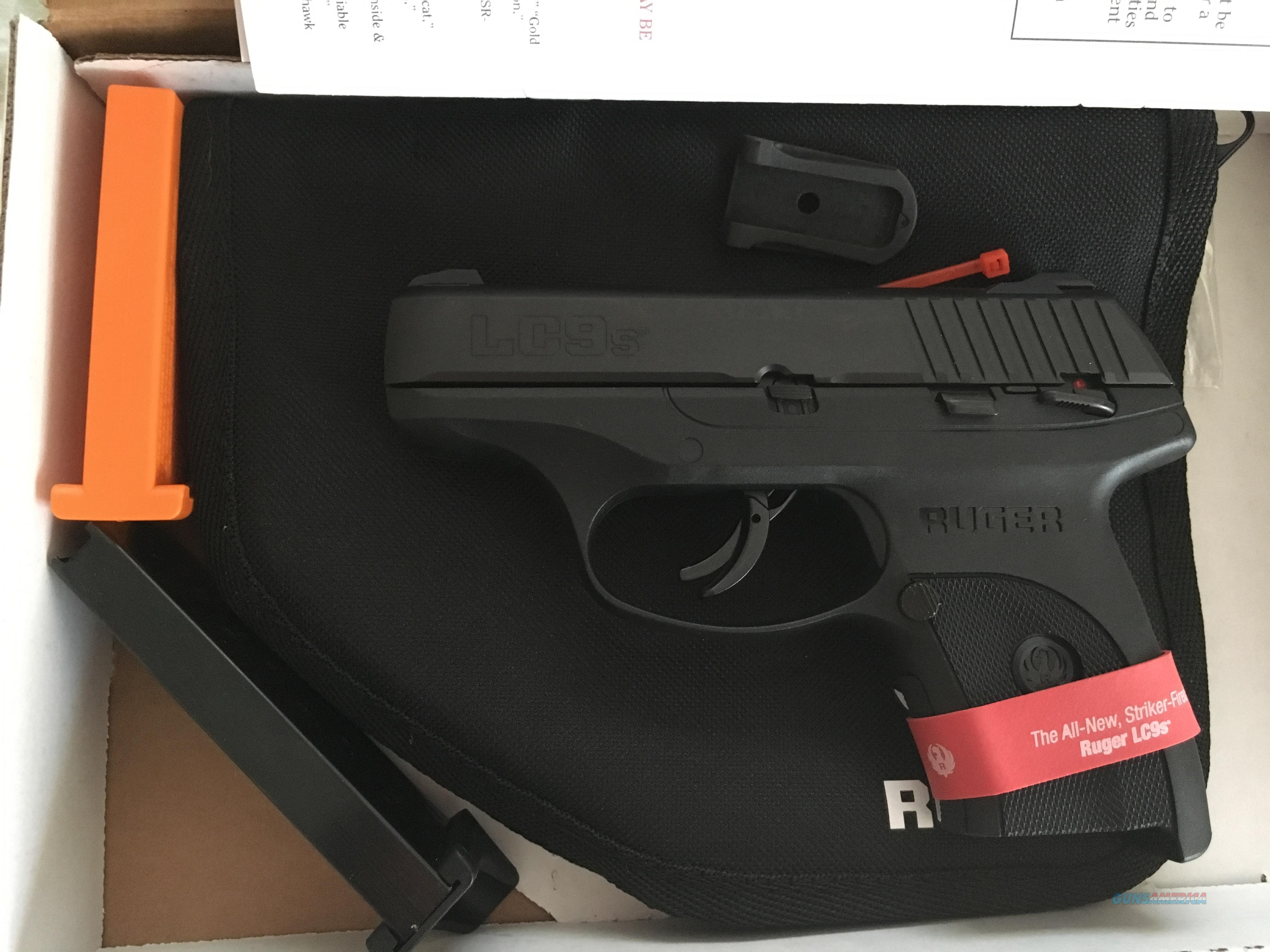 Ruger LC9s. New in Box  Guns > Pistols > Ruger Semi-Auto Pistols > LC9