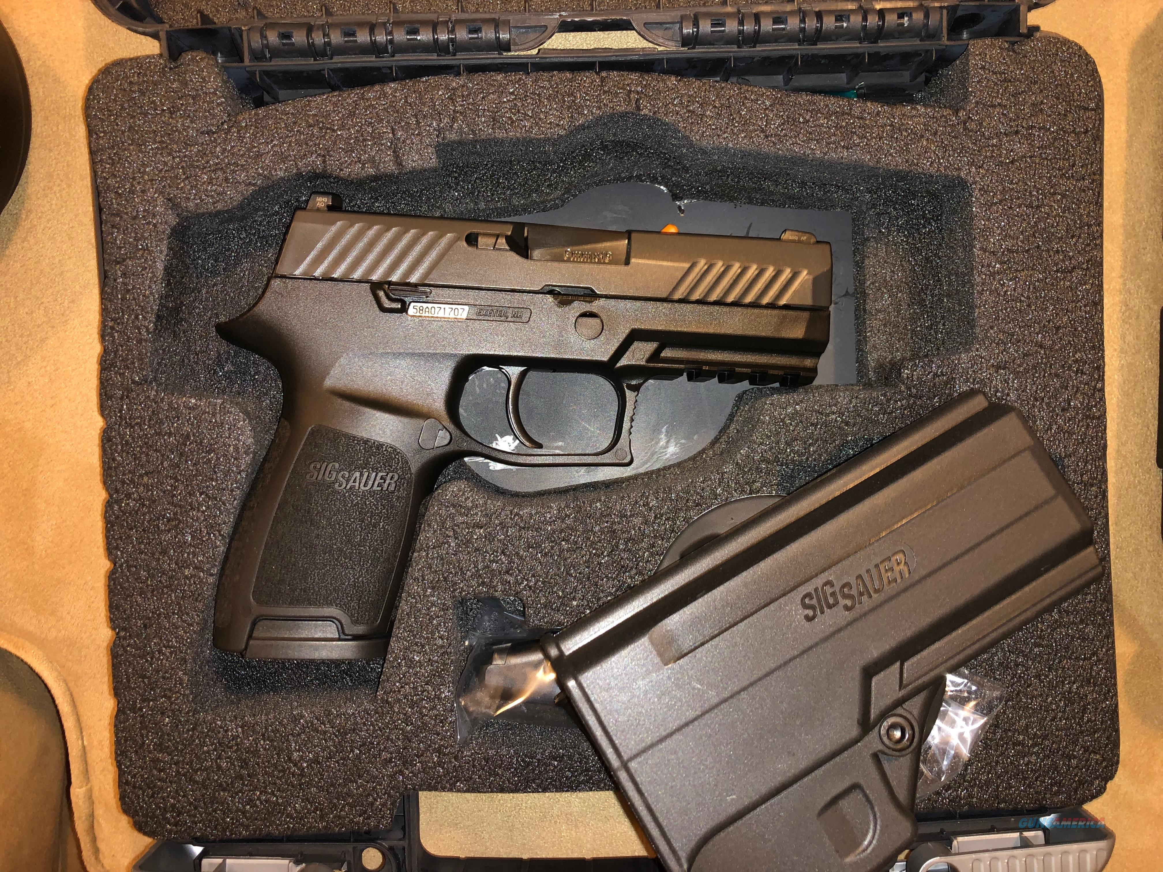 Sig P320 Compact New in Box  Guns > Pistols > Sig - Sauer/Sigarms Pistols > P320