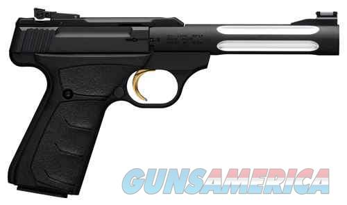 Browning Buck Mark Black Lite 22 fluted  Guns > Pistols > Browning Pistols > Buckmark