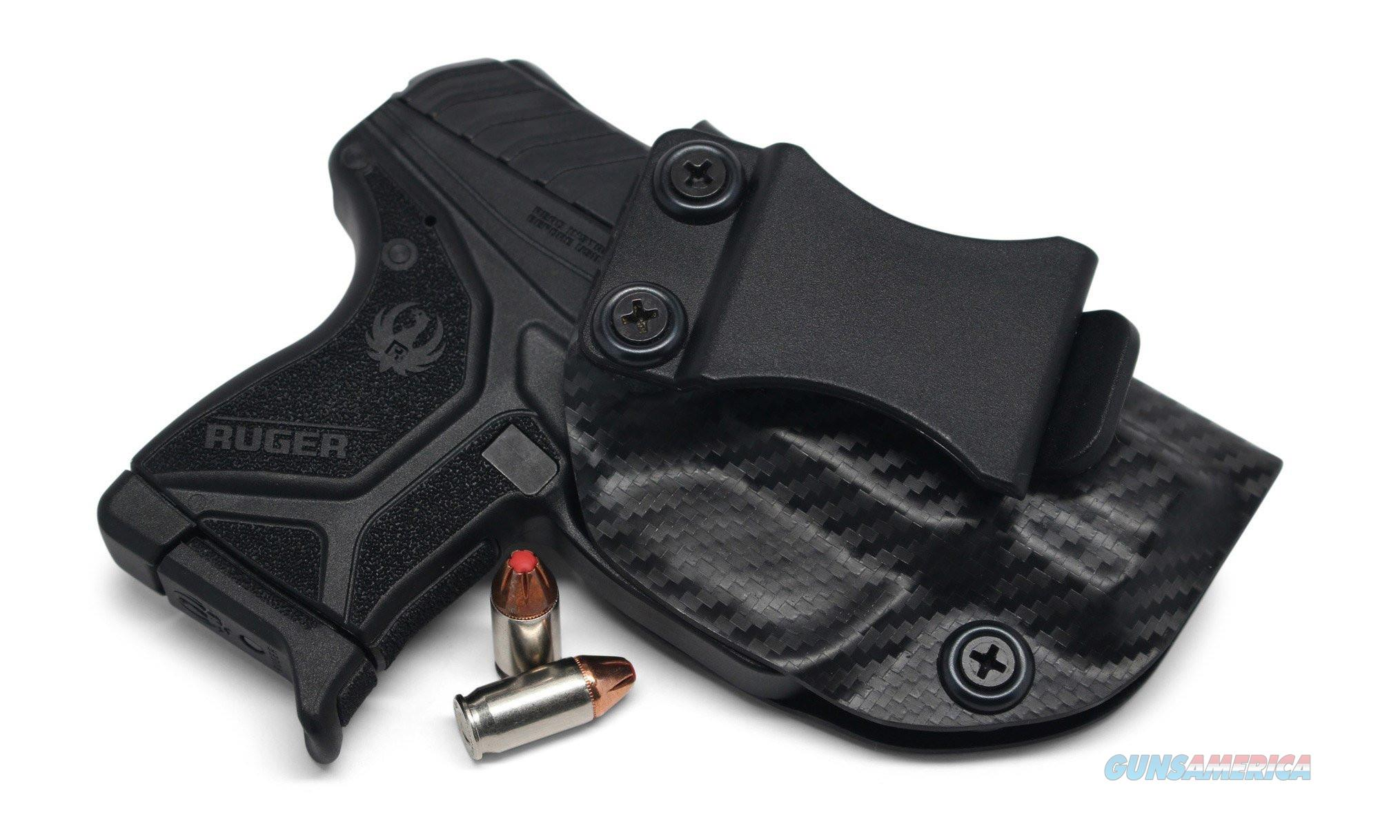 Concealment Express LCPII IWB kydex holster LCP II Carbon Fiber Holster RH  Non-Guns > Holsters and Gunleather > Concealed Carry