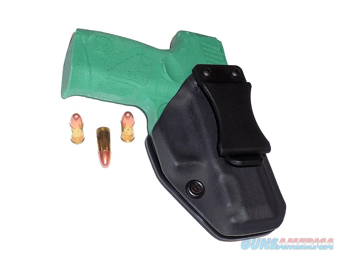 Aggressive Concealment PT111G2IWBLP IWB Kydex Holster Taurus PT 111/140 Millennium G2 (with rail)  Non-Guns > Holsters and Gunleather > Concealed Carry