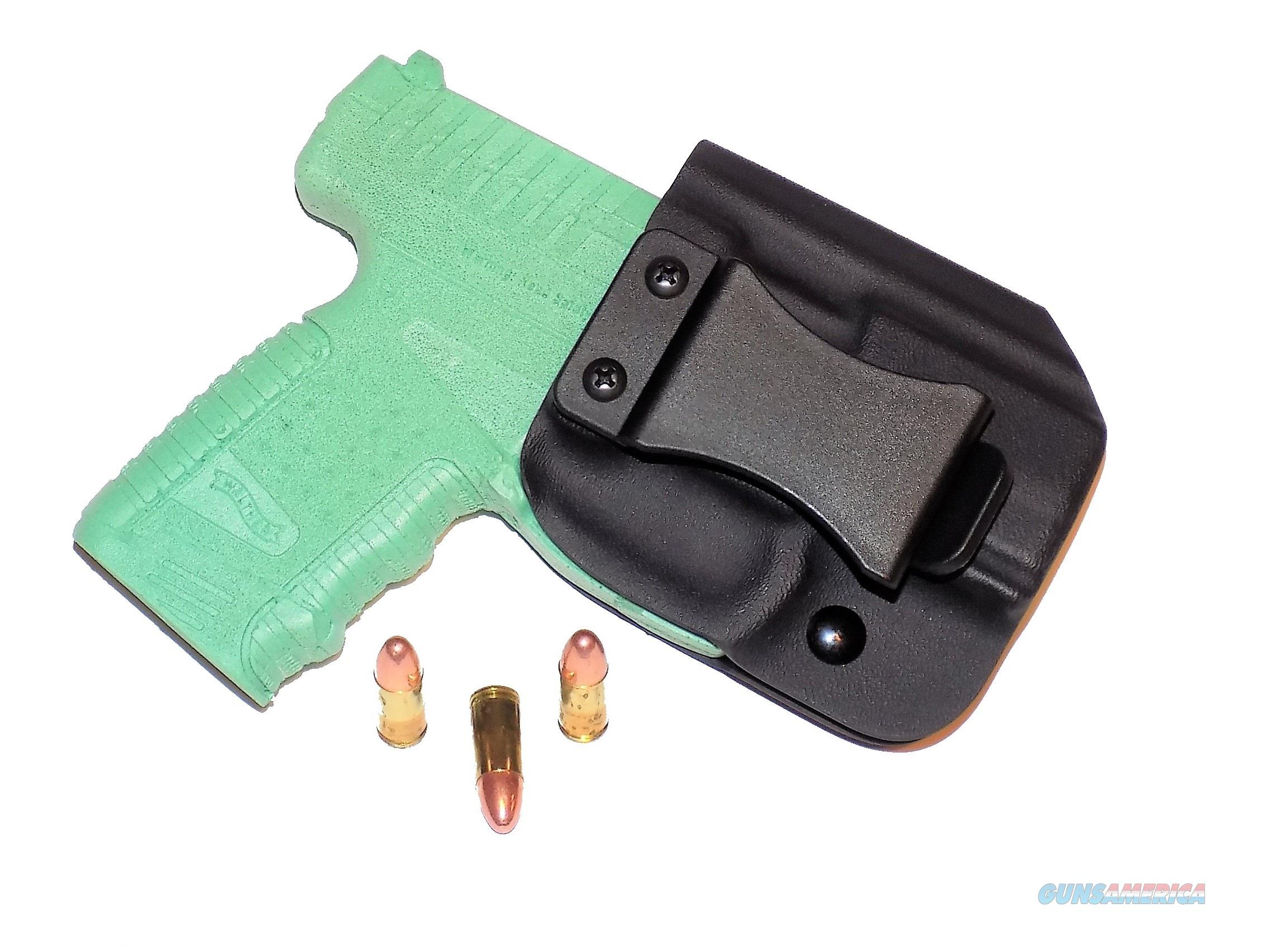 Aggressive Concealment PPSIWBLPBK-RH IWB Kydex Holster Walther PPS  Non-Guns > Holsters and Gunleather > Concealed Carry