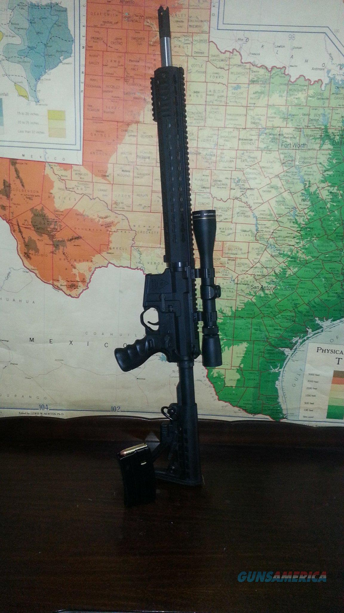 .50 Beowulf AR  Guns > Rifles > AR-15 Rifles - Small Manufacturers > Complete Rifle
