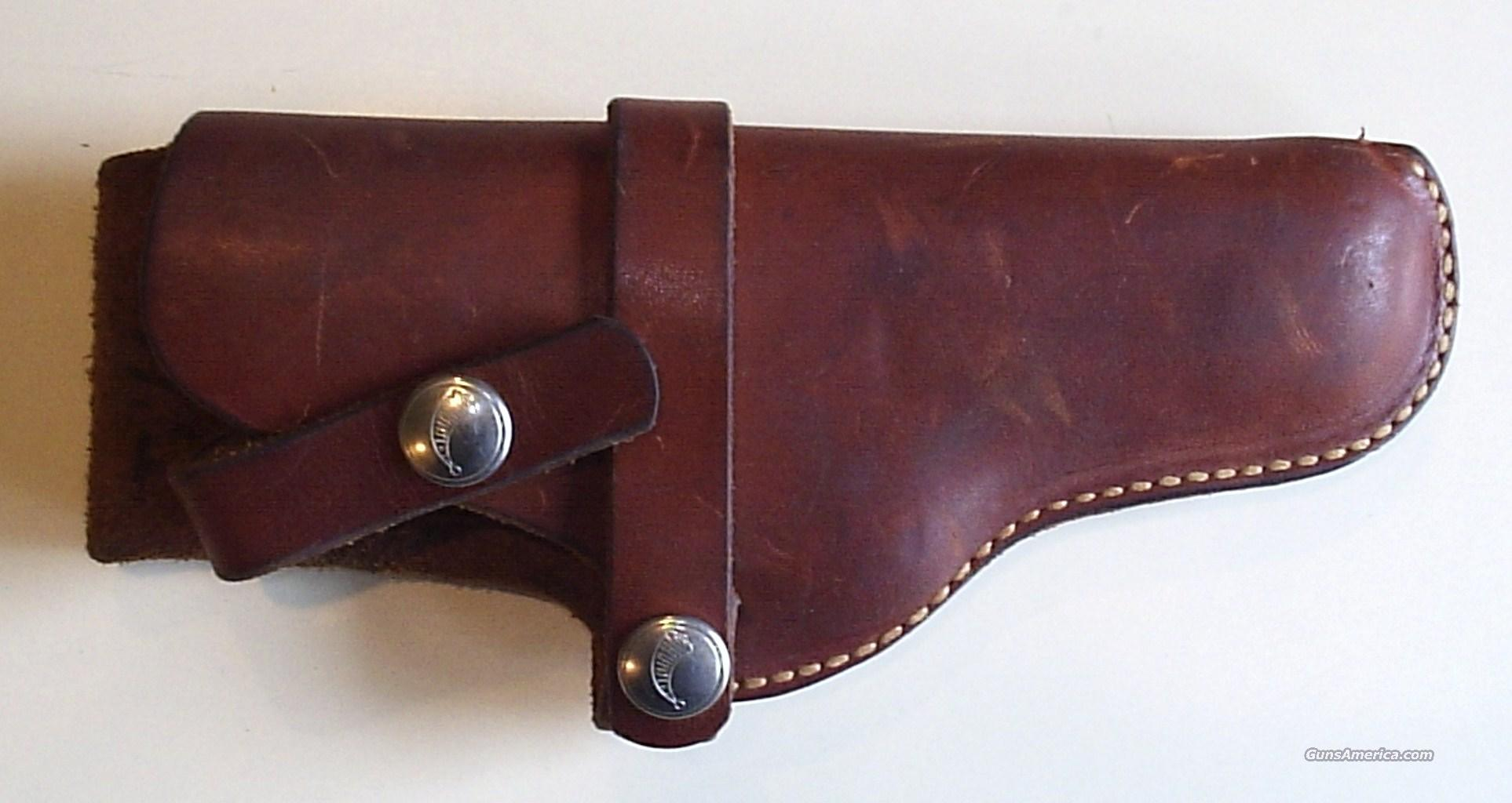 Bucheime  Leather Holster Model 01 001 1  Non-Guns > Holsters and Gunleather > Revolver