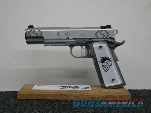 "CSC ARMS ""Warrior Tac."" 1911 .45acp  Guns > Pistols > 1911 Pistol Copies (non-Colt)"