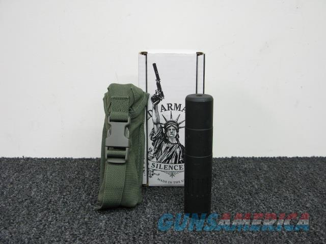 Advance Armament M4-2000 5.56/.223  Suppressor.  Guns > Rifles > Class 3 Rifles > Class 3 Suppressors