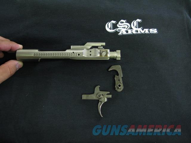 CSC ARMS Nickel Boron Bolt carrier and Trigger Group.  Non-Guns > Gun Parts > M16-AR15 > Upper Only
