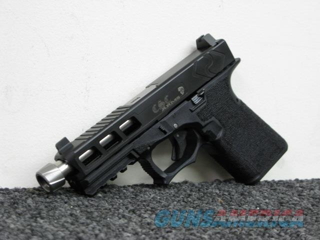 "CSC ARMS ""APEX 9mm"" G19 Custom Pistol.  Guns > Pistols > Glock Pistols > 19"