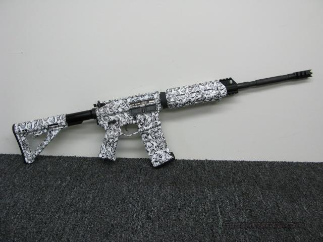 CSC ARMS,LLC 5.56 AR15/Hydrographics Zombie         Guns > Rifles > AR-15 Rifles - Small Manufacturers > Complete Rifle