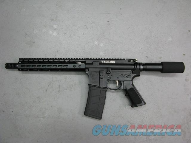 "CSC ARMS ""WARHAWK"" AR Pistol 300 Blackout 10.5""  Guns > Rifles > AR-15 Rifles - Small Manufacturers > Complete Rifle"