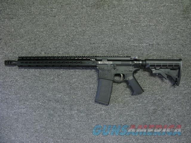 "CSC ARMS ""War Fighter"" 5.56/.223  16""  Guns > Rifles > AR-15 Rifles - Small Manufacturers > Complete Rifle"