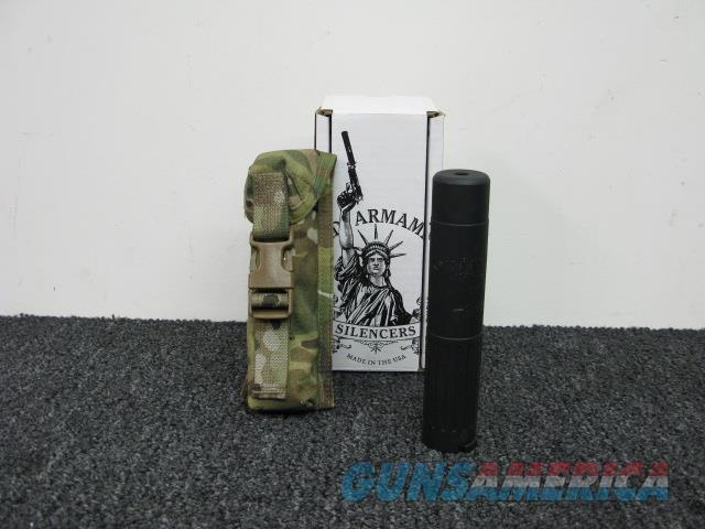 Advance Armament 7.62-SDN-6 .30cal Suppressor.  Guns > Rifles > Class 3 Rifles > Class 3 Suppressors