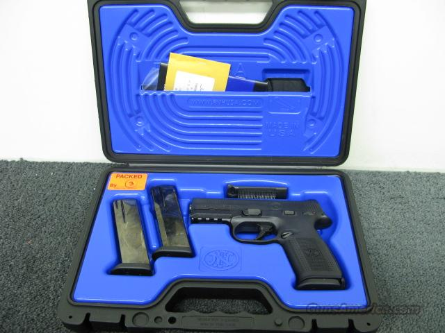 FNH FNS-40 Black, Night Sights.  Guns > Pistols > FNH - Fabrique Nationale (FN) Pistols > FNP