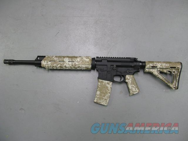 "CSC ARMS ""Basic Model"" With USMC Camo 5.56/.223  Guns > Rifles > AR-15 Rifles - Small Manufacturers > Complete Rifle"