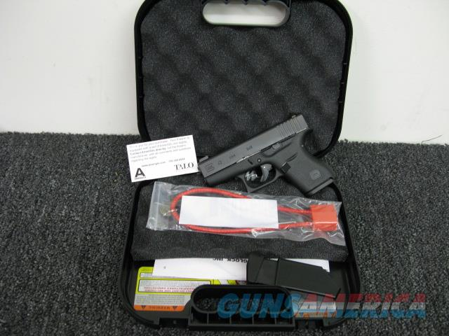 Glock 43 with Talo night sights.  Guns > Pistols > Glock Pistols > 43