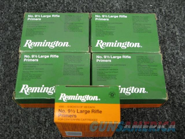 Remington Large Rifle Primers. MF Part# 22608  Non-Guns > Reloading > Components > Other