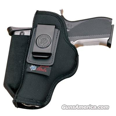 DeSantis Pro Stealth IWB Holster Fits Kahr PM9, PM40 W/ Crimson Trace LG-437 Laserguard; Ruger LC9 LG-412, LC9 W/ Lasermax; SIG P290 W/ Laser  Non-Guns > Holsters and Gunleather > Concealed Carry
