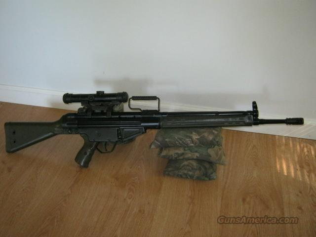 HK 91 Special Weapons SW3 .308 7.62 Nato  Guns > Rifles > Heckler & Koch Rifles > Tactical