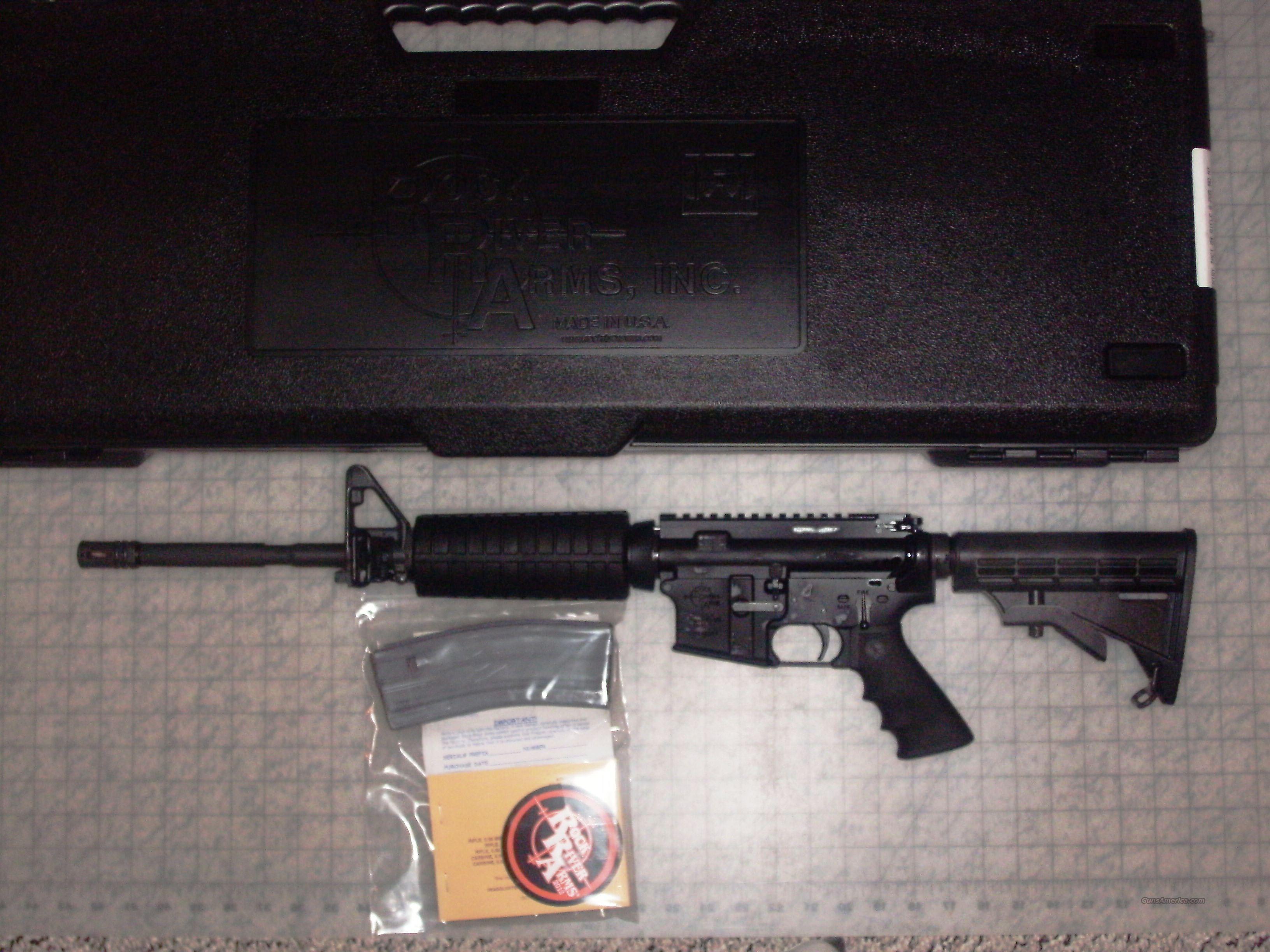 Rock River  Guns > Rifles > AR-15 Rifles - Small Manufacturers > Complete Rifle