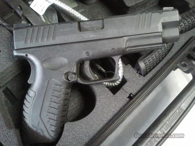 Springfield XDM 40  Guns > Pistols > Springfield Armory Pistols > XD-M