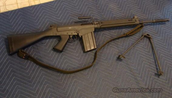 STEYR FN FAL STG58 UNFIRED  Guns > Rifles > FNH - Fabrique Nationale (FN) Rifles > Semi-auto > FAL Type