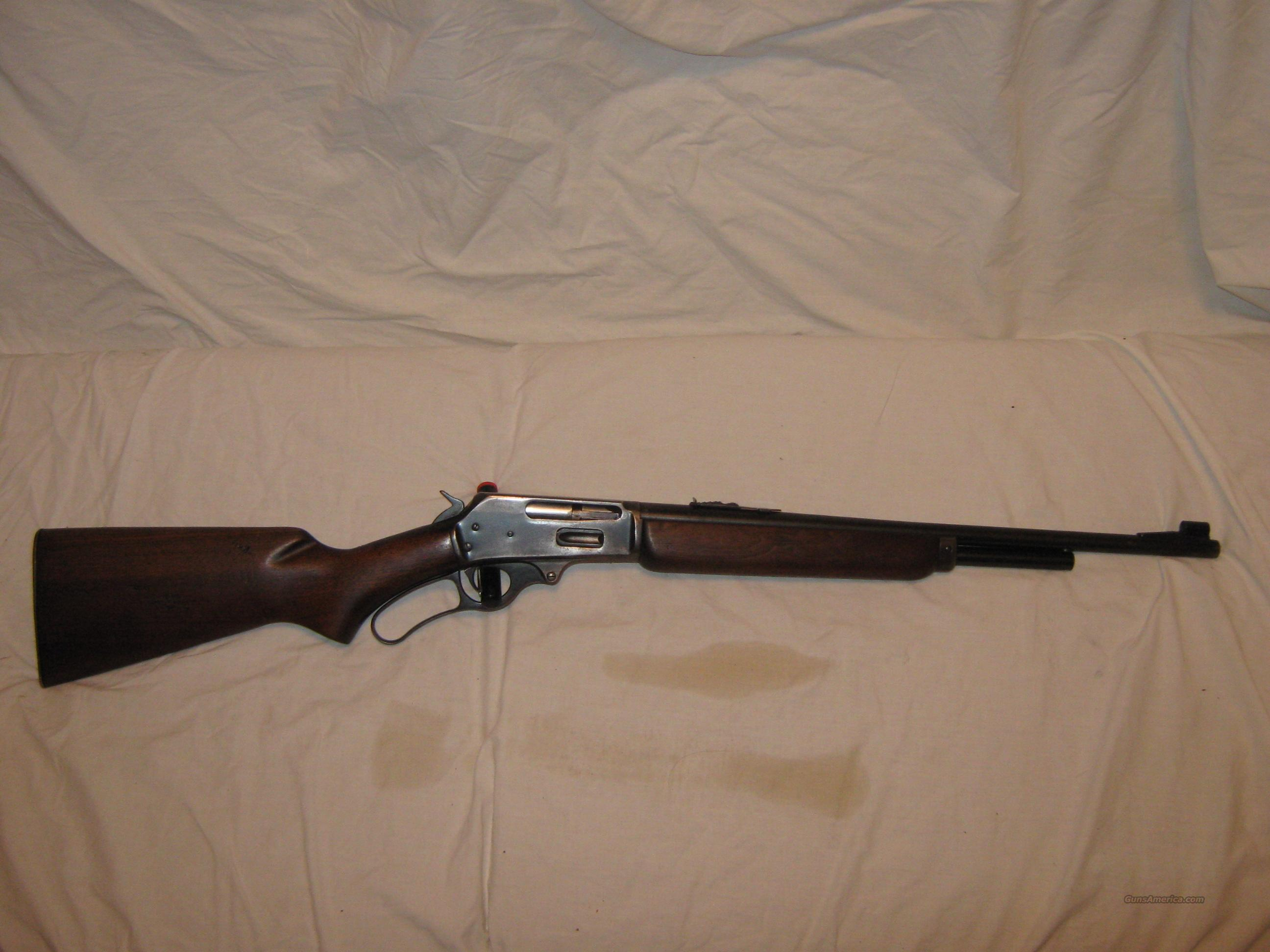 Marlin 336 SC 35 Rem  Guns > Rifles > Marlin Rifles > Modern > Lever Action