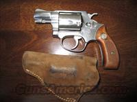 Smith&Wesson model 60  Smith & Wesson Revolvers > Pocket Pistols