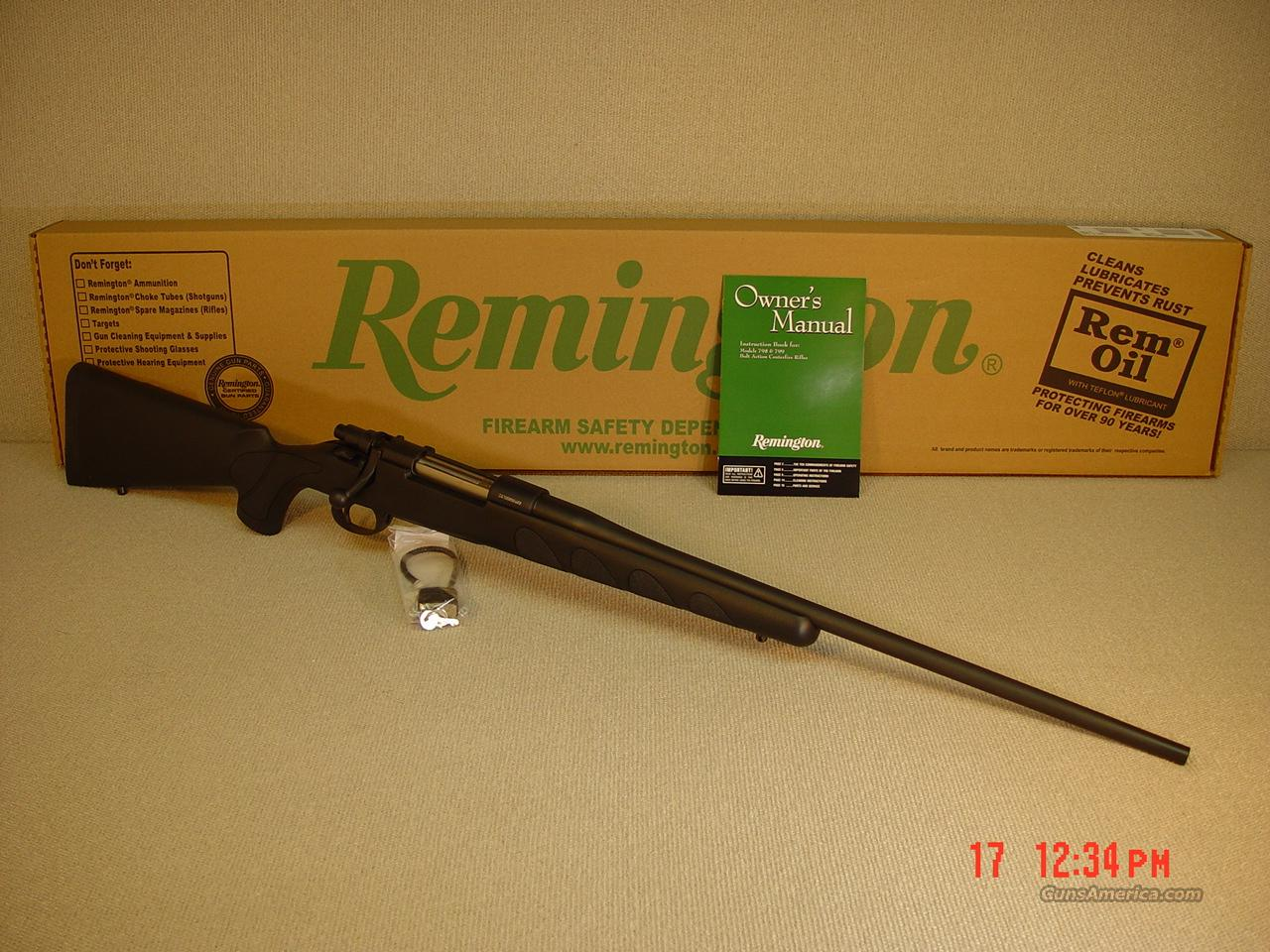 REMINGTON Model 798 SPS 30-06 SPNG  Guns > Rifles > Remington Rifles - Modern > Bolt Action Non-Model 700 > Sporting