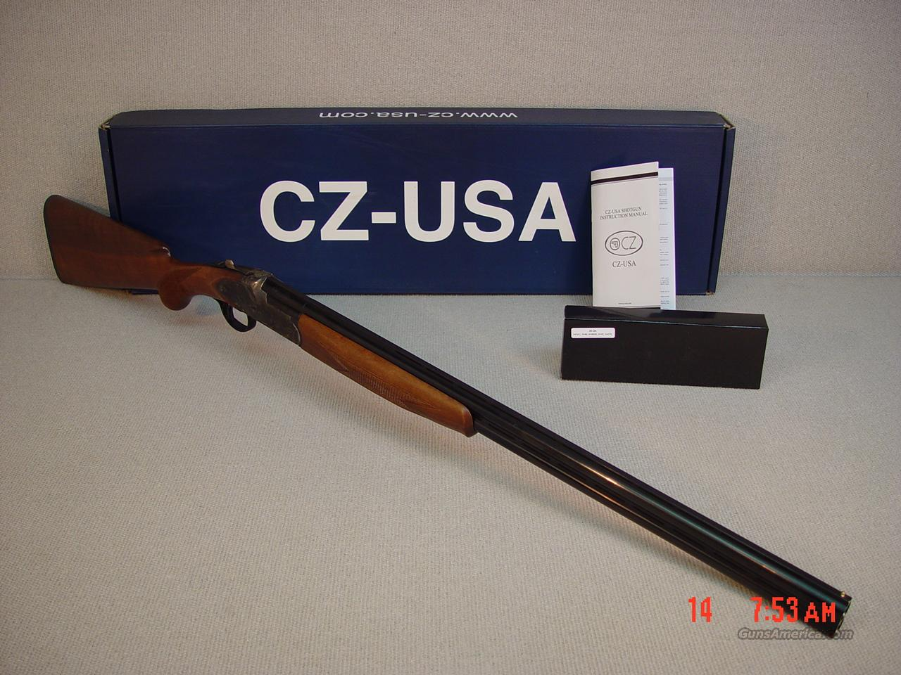 "CZ-USA WOODCOCK O/U 28GA 26""  Guns > Shotguns > CZ Shotguns"