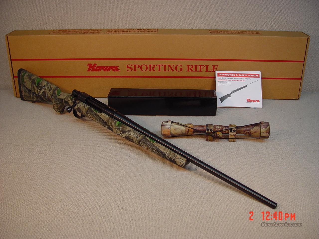 HOWA 1500 270 Win REALTREE   Guns > Rifles > Howa Rifles