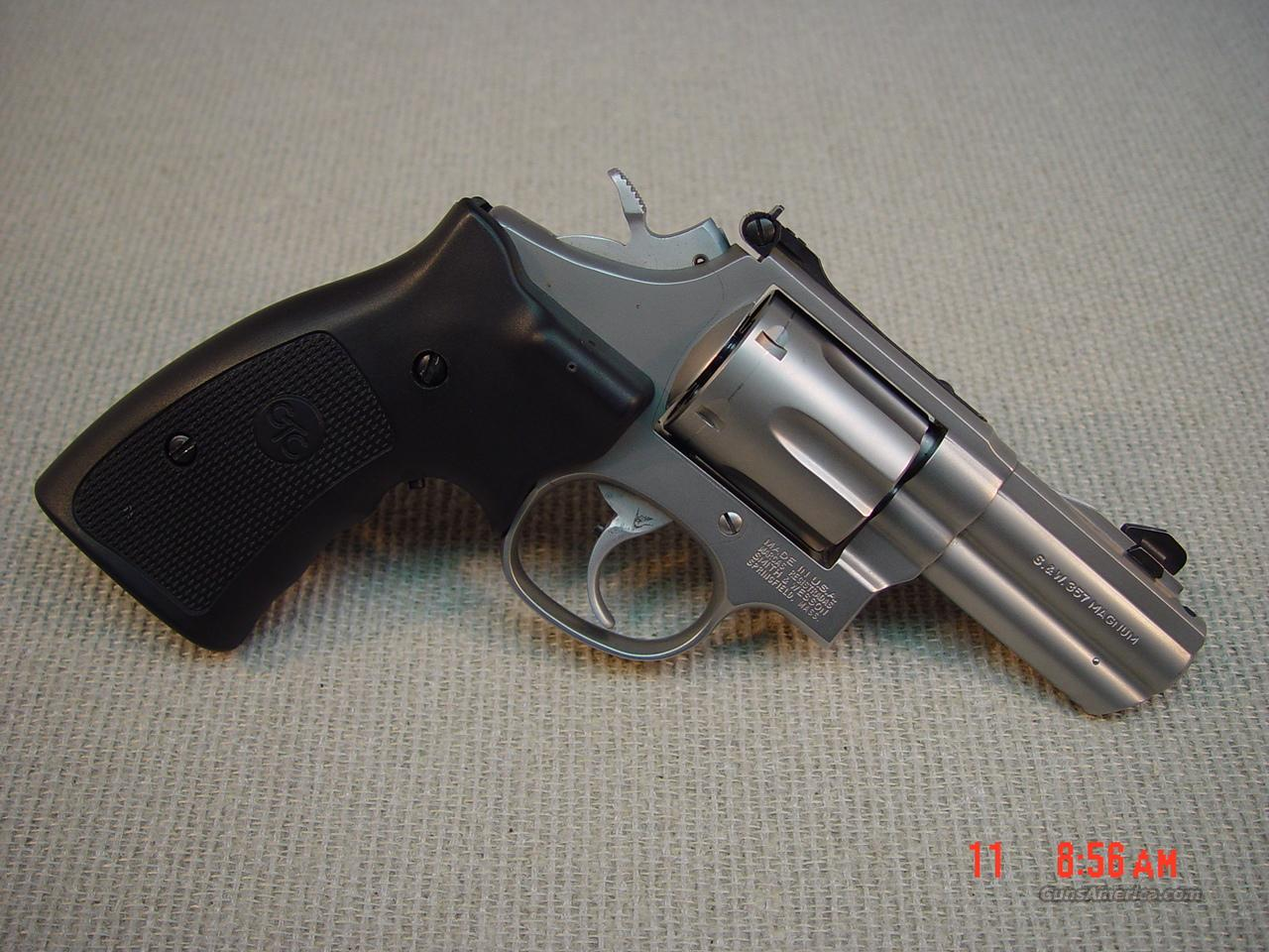 SMITH & WESSON Model 66-4 'PERFORMANCE CENTER'  Guns > Pistols > Smith & Wesson Revolvers > Performance Center