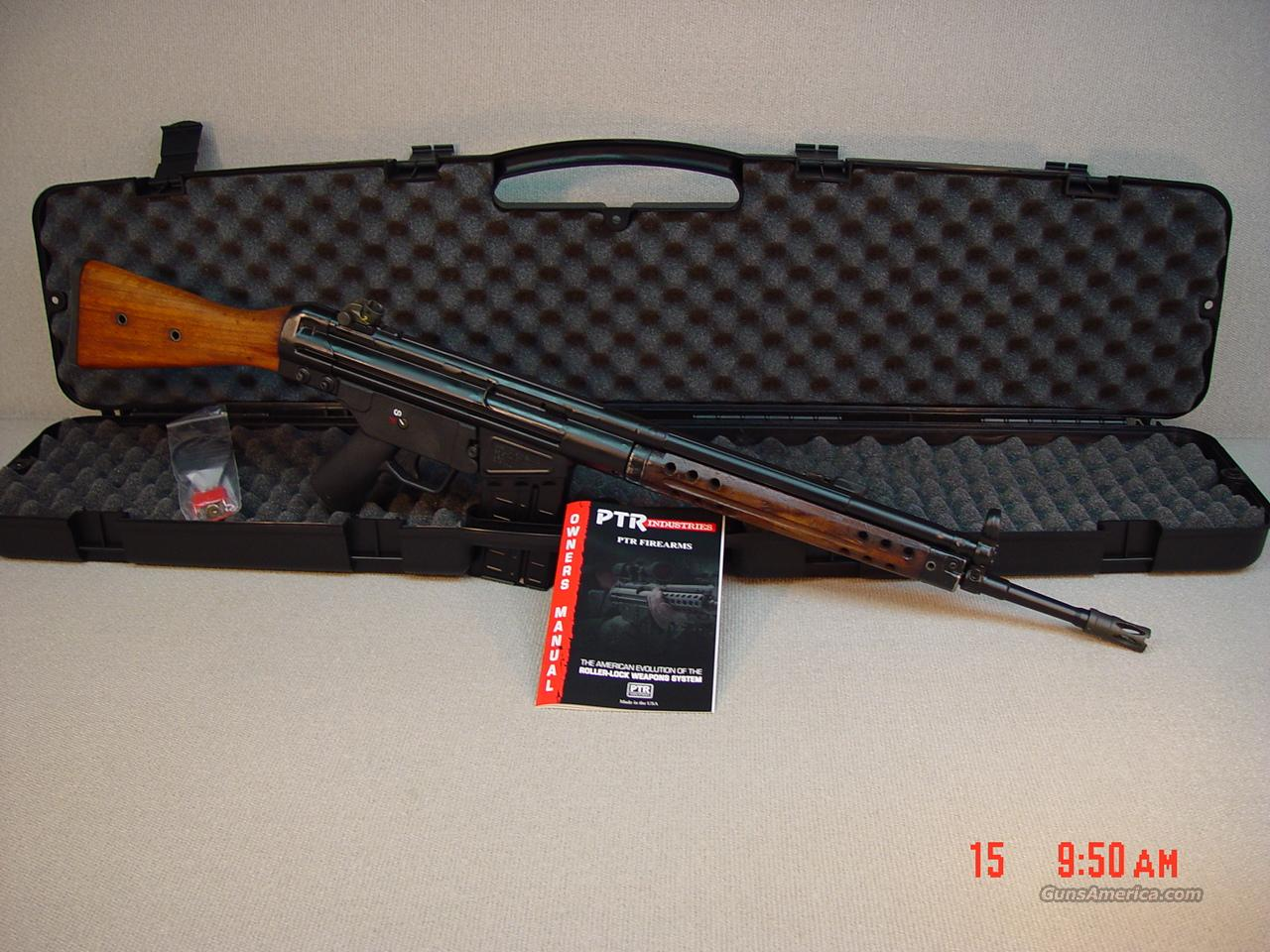 "PTR 91 Special Edition 308 Win 18"" Classic Wood   Guns > Rifles > Tactical Rifles Misc."