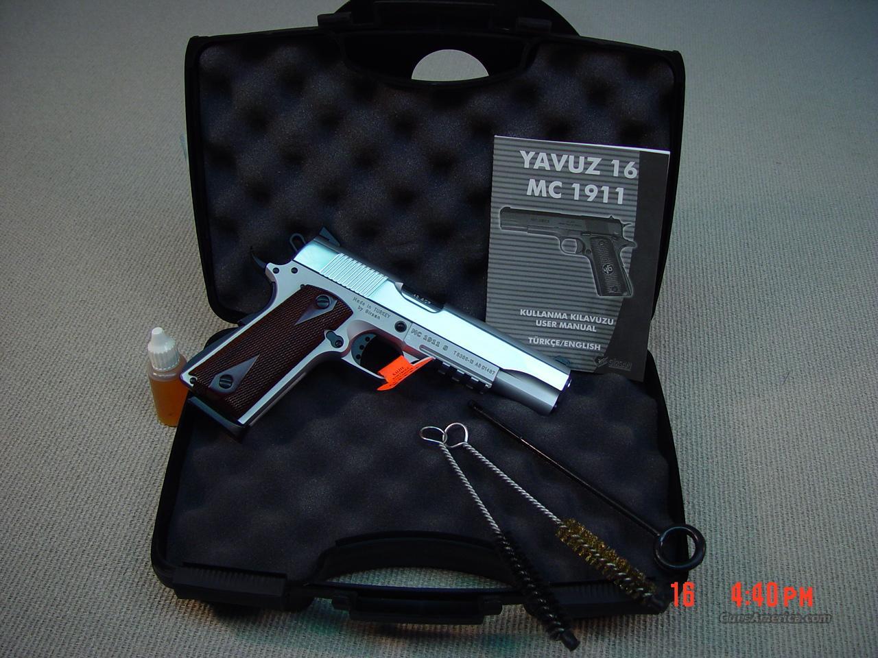 GIRSAN MC 1911 S White G2 45acp   Guns > Pistols > 1911 Pistol Copies (non-Colt)