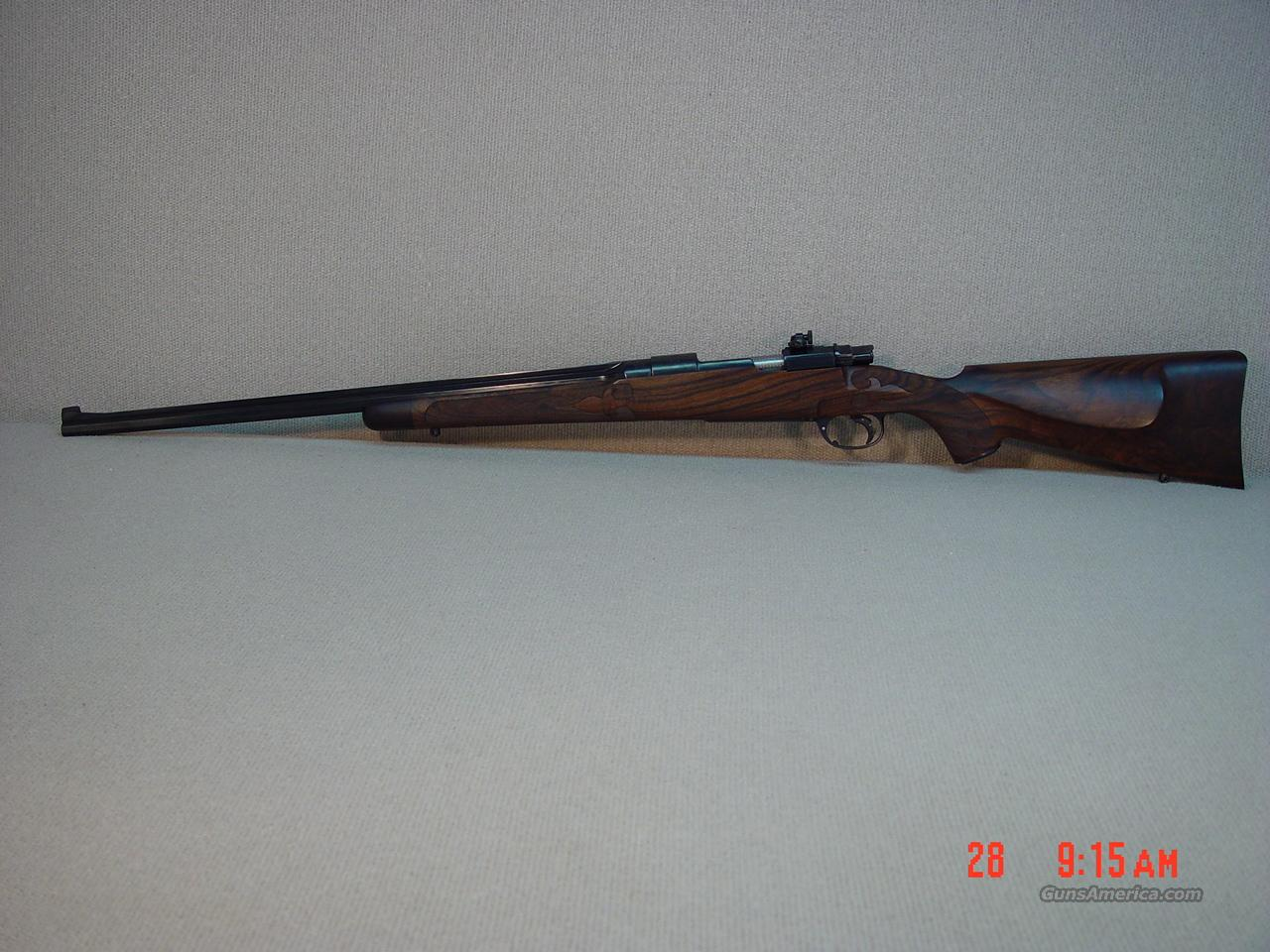 ZIMMERMAN CUSTOM MAUSER 30-06CAL  Guns > Rifles > Custom Rifles > Bolt Action