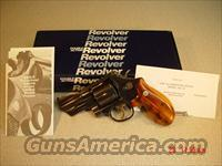 SMITH & WESSON Model 24  Smith & Wesson Revolvers > Full Frame Revolver