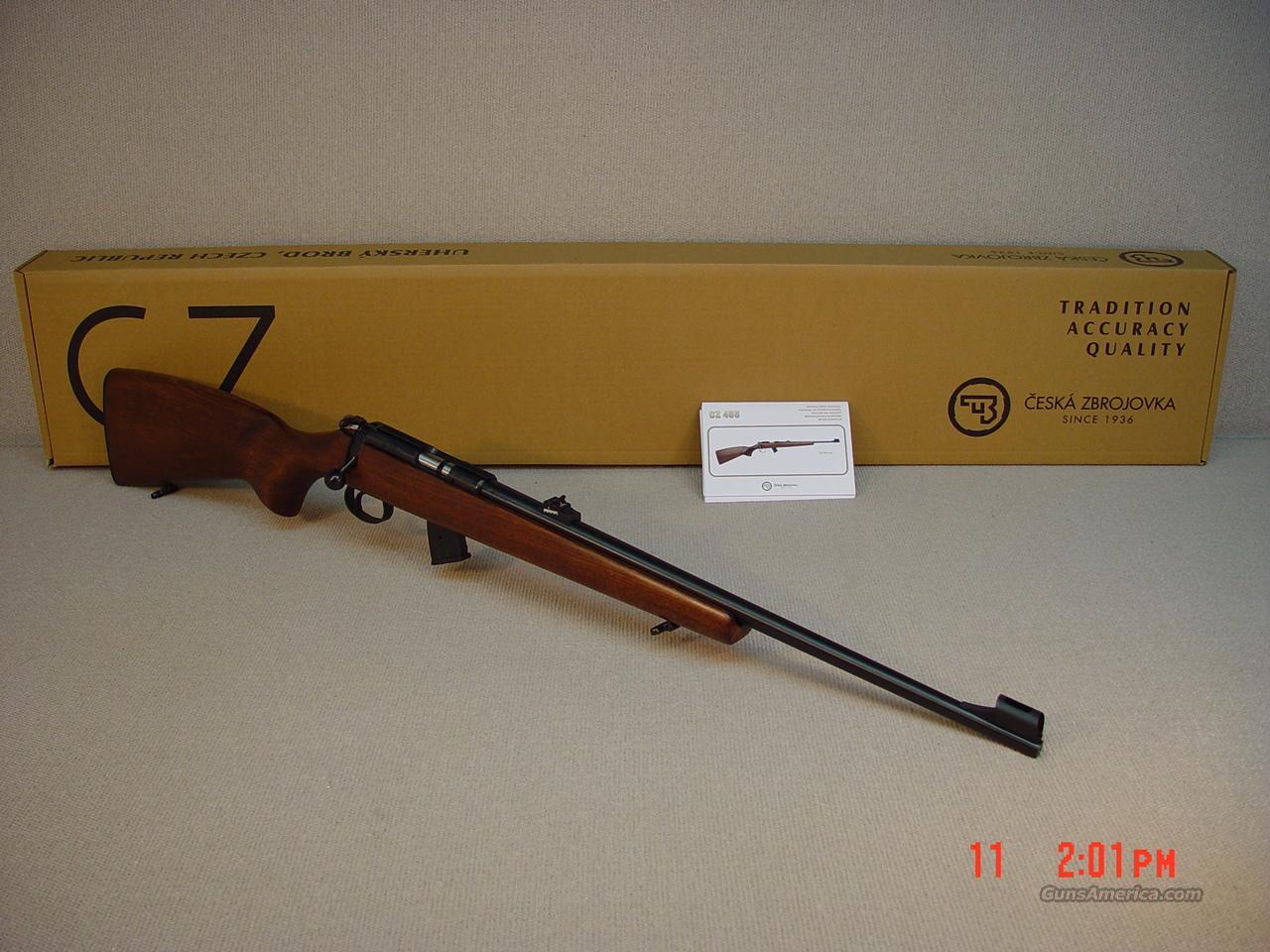 CZ 455 22 LR SUPER MATCH  Guns > Rifles > CZ Rifles