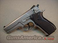 SMITH & WESSON Model 5906 STAINLESS STEEL 9mm  Guns > Pistols > Smith & Wesson Pistols - Autos > Steel Frame